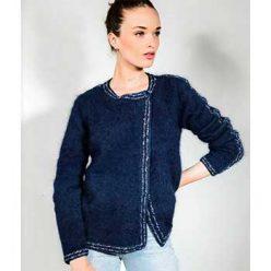 Вязание для женщин. Кардиган спицами