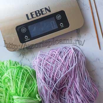 Носки связанные спицами методом Хеликс. Описание как связать + видео
