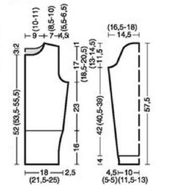 Вязание для женщин. Изумрудный жакет спицами с бусинами из альпаки