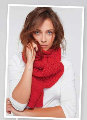 Вязание для женщин. Накидка - трансформер спицами