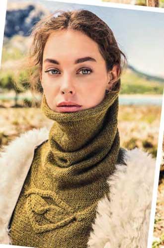 Вязание для женщин. Пуловер спицами